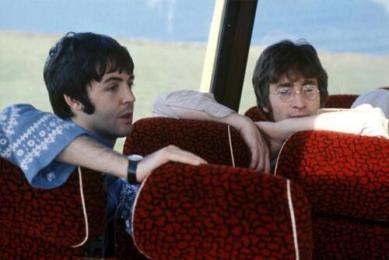Paul McCartney e John Lennon