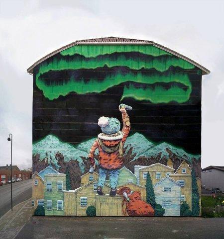 Rustam QBic @Bodø, Norvegia