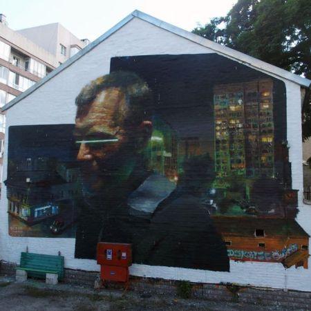 Sebas Velasco @Kiev, Ucraina