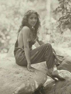 Bessie Love, star del cinema muto del 1920