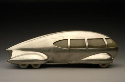 'Teardrop Car'' – Car Number 9, 1933