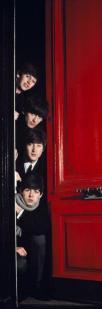 I Beatles, Londra, 1964. Fotografia di Jean-Marie Perier