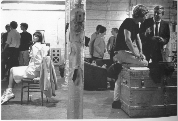 The Factory - Andy Warhol