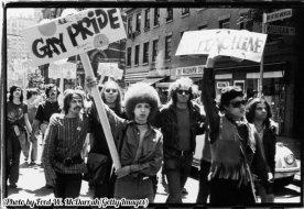 Moti di Stonewall, noti come Gay Liberation Day, New York, il 28 giugno 1970