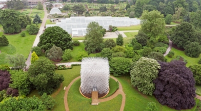 The Hive by Wolfgang Buttress