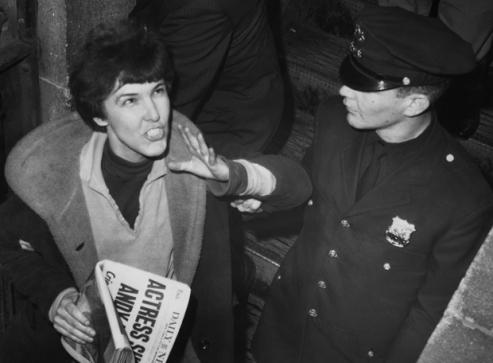 Valerie Solanas se la prende contro i giornalisti