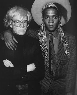 Warhol e Basquiat