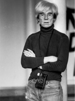 Warhol nel 1984