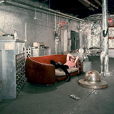 Warhol nella Silver Factory
