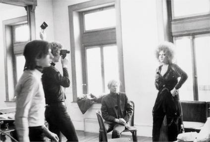 Women in Revolt, 1961 Paul Morrisey, Andy Warhol eJackie Curtis durante le riprese