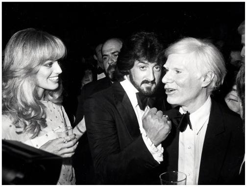 Andy Warhol allo Studio 54