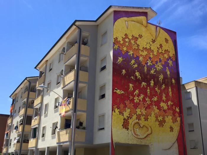 Blu @Porto Torres, Sardegna