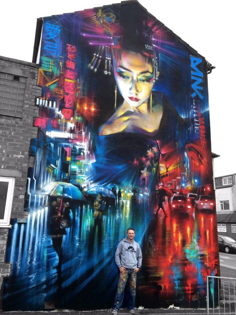 DANK @Blackpool, UK