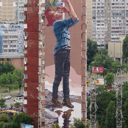 Fintan Magee @Kiev, Ucraina