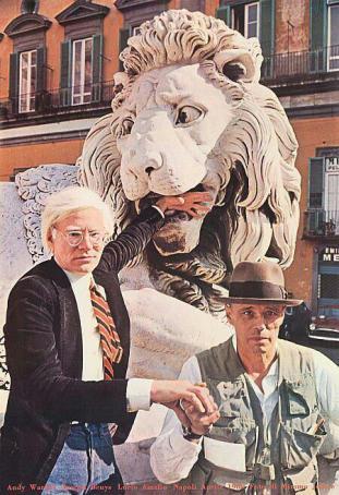 Warhol e Beyus