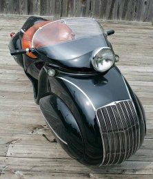 1930 Henderson Streamliner
