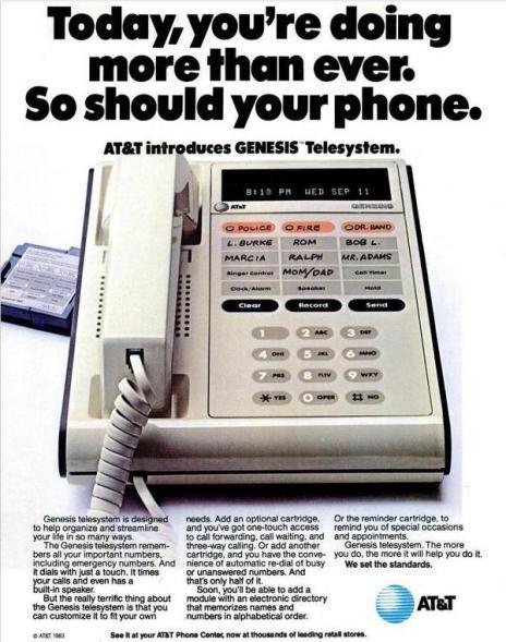 1983 - AT&T