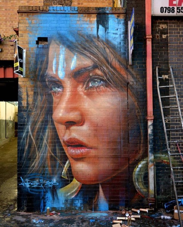 Adnate @Londra, UK