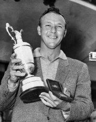 Arnold Palmer, uno dei più grandi giocatori nella storia del golf professionale
