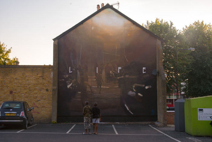 Axel Void @Londra, UK