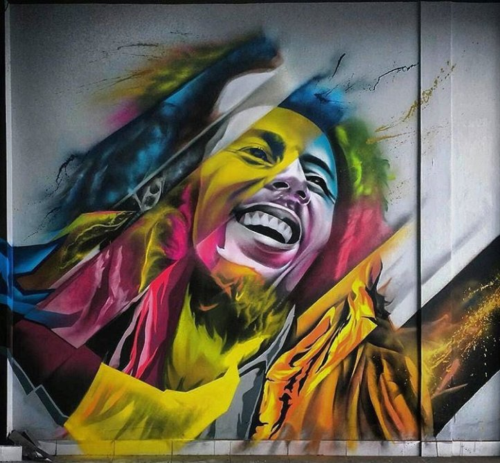 Bob Marley by Hard13