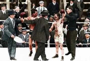 Boxe nel 1913