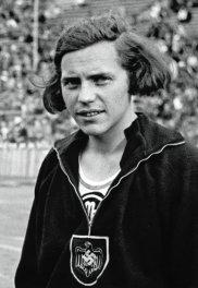 Dora Ratjen nel 1937