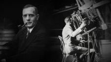 Edwin Hubble, astronomo americano, il primo ad annunciare l'esistenza di altre galassie