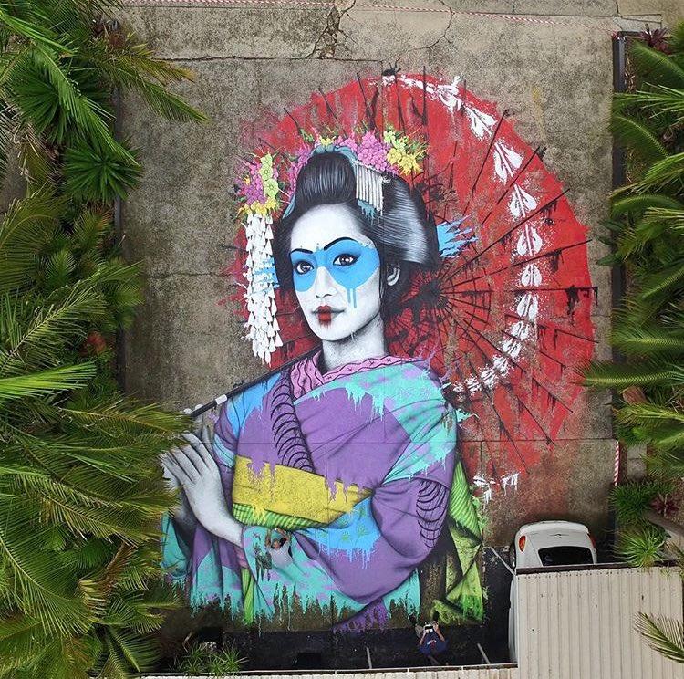 Streetart News [wall 631] – Alice Pasquini, Fin DAC, David de la Mano, Daniele Gregorini, Giorgio Bartocci