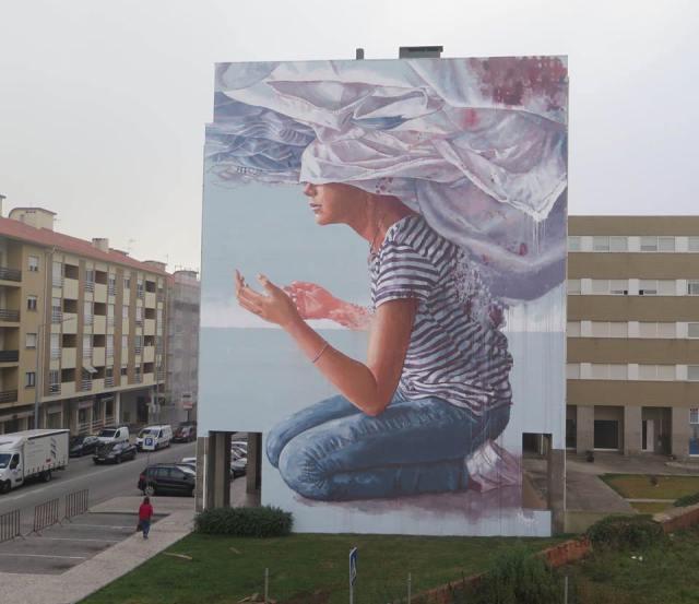 Fintan Magee @Estarreja, Portogallo