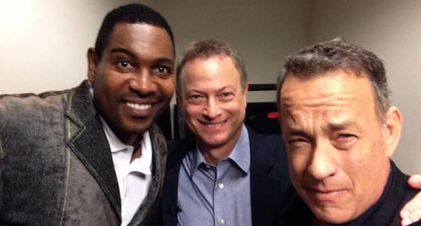 Forrest Gump, il tenente Dan e Bubba riuniti
