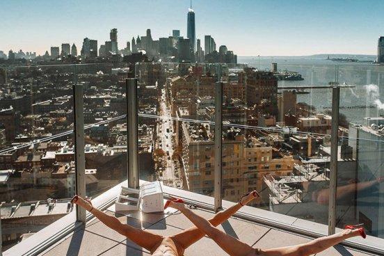 Fucking New York by Nikola Tamindzic