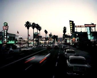 Hollywood, 1959. Fotografia di Willy Rizzo