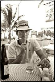 Hunter S. Thompson, Messico, 1974