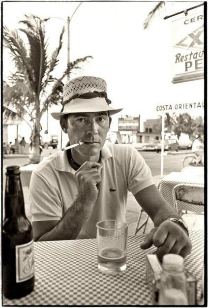 Hunter S. Thompson, Messico, 1974