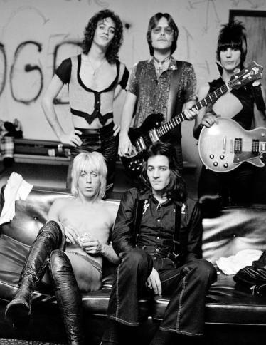 Iggy Pop & The Stooges, 1973