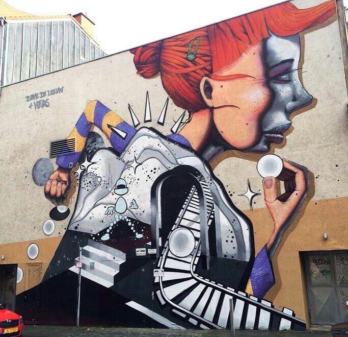 Keas @Aquisgrana, Germania