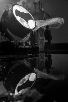 La prima immagine di JK Simmons nei panni di Jim Gordon