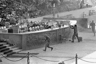 L'assassinio di Anwar Sadat 1981