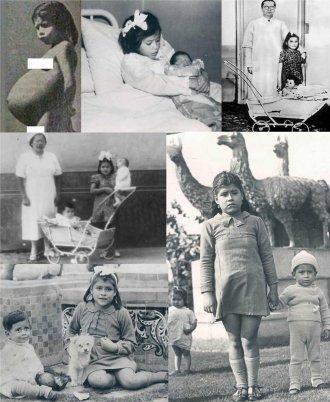 Lina Medina (nata il 27 settembre 1933) è una donna peruviana che è stata la più giovane madre confermata nella storia della medicina, ha partorito a 5 anni