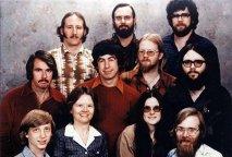 Lo staff Microsoft, 1978