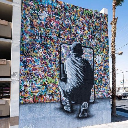 Martin Whatson @Los Angeles, USA