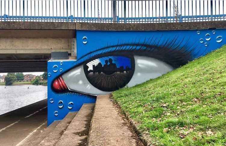 My Dog Sighs @Exeter, UK