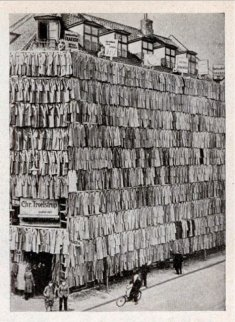 Negozio di cappotti a Copenhagen, 1936