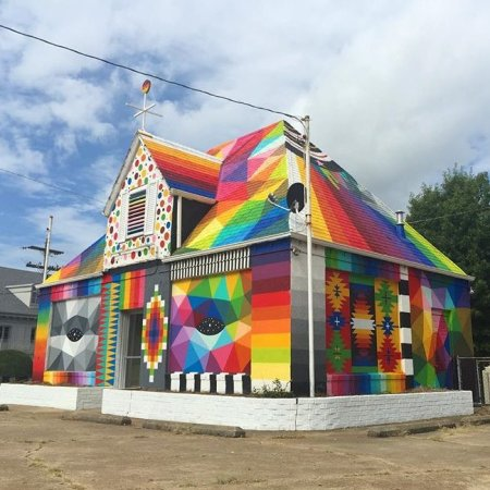Okudart @Forth Smith, Arkansas