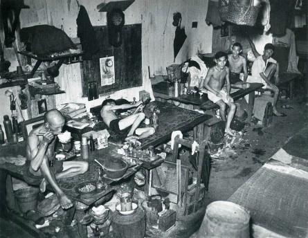 Oppieria, Singapore, 1941