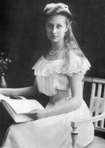 Principessa Victoria Louise di Prussia, 1910