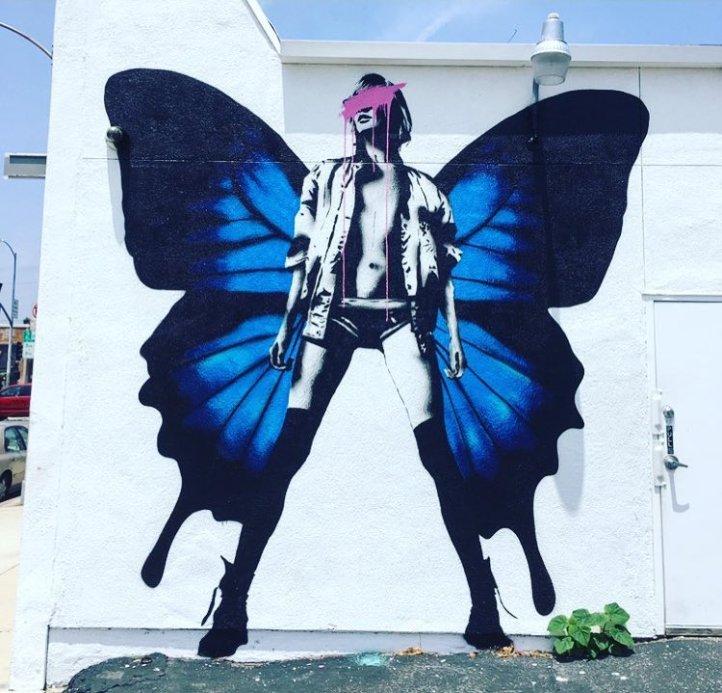 Punkmetender @Los Angeles, USA