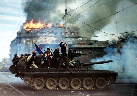 Rivoluzione rumena, 1989