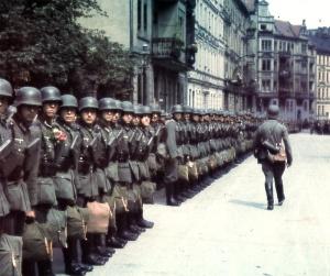 Soldati tedeschi, 1941